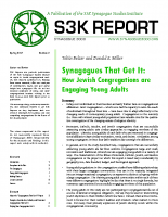 S3K – Engagine Young Adults – Synagogues That Get It