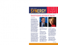 Synergy-Synagogue Outreach Perspectives